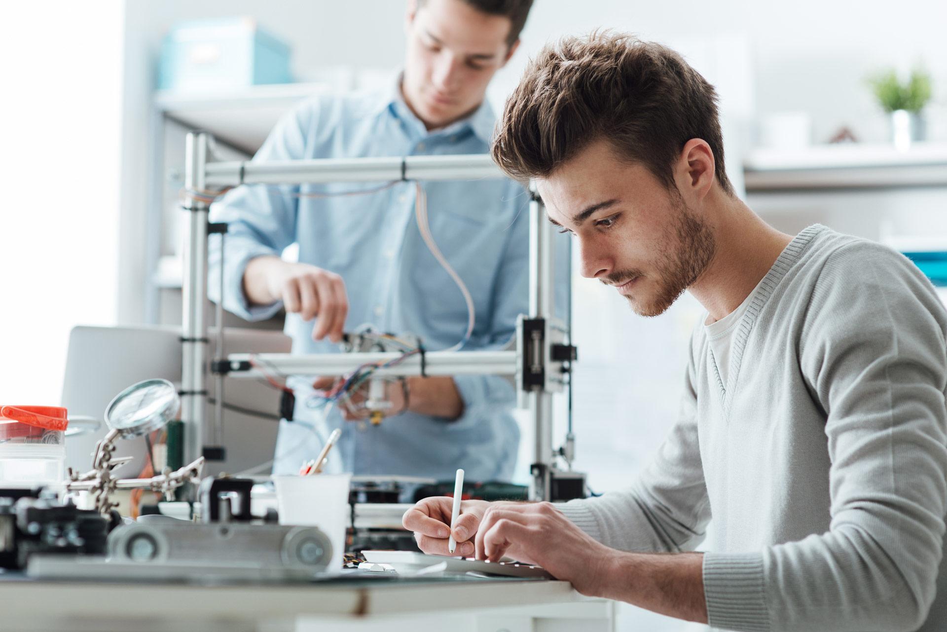 Erprobungs- und Beratungszentren in der Lasertechnik